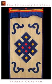 """100% Handcraft Cotton Tibetan Drape Door Panel Curtain 35x71"""" Wall Hanging #107"""