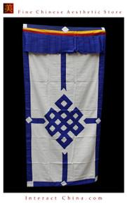 """100% Handcraft Cotton Tibetan Drape Door Panel Curtain 35x71"""" Wall Hanging #109"""