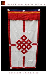 """100% Handcraft Cotton Tibetan Drape Door Panel Curtain 35x71"""" Wall Hanging #110"""