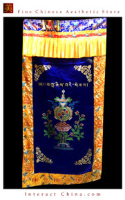 """100% Handcraft Cotton Tibetan Drape Door Panel Curtain 35x71"""" Wall Hanging #122"""