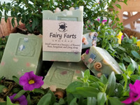 Fairy Farts handmade soap