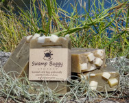 Swamp Buggy handmade soap