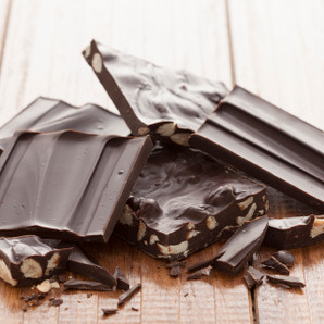 Dark Chocolate Bark -­ 1 lb
