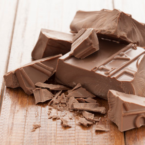 Bulk Milk Chocolate -­ 1 lb