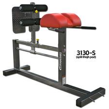 Legend Fitness Glute/Ham Developer 3130-S for Split Thigh Pad