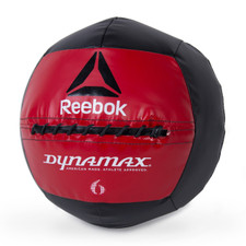 Reebok Soft-Shell Medicine Ball by Dynamax, 6 lb