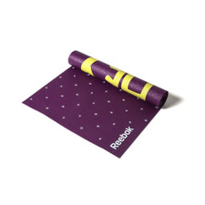 Reebok Double-Sided Yoga Mat Dark Purple