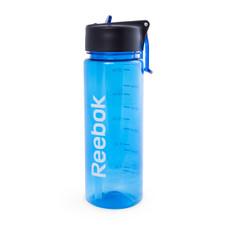 Reebok BPA-Free Water Bottle, Blue, 650 mL