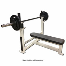 Legend Fitness Olympic Flat Bench
