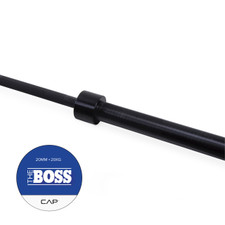 CAP Barbell Olympic 2-Inch Power Bar, 7-Feet