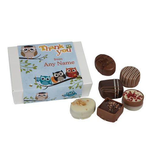 Luxury boxes of chocolates