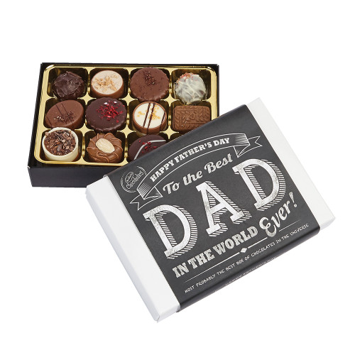 Fathers Day gift box of chocolates code 8361
