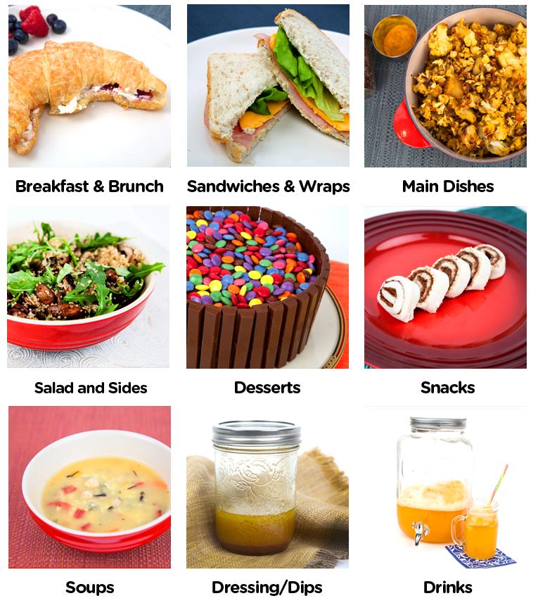 Adhd Food Recipes