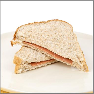 Lunch Meat Sandwich Visual Recipe