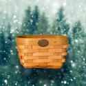Peterboro Holiday Ornament Basket