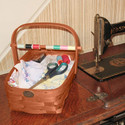 Peterboro Sewing Supplies Tote