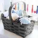 Peterboro Harvester Basket