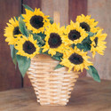 Peterboro Mother's Day Centerpiece Basket