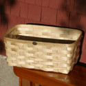 Rectangle storage basket