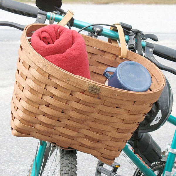 Peterboro Original Extra Large Bicycle Basket