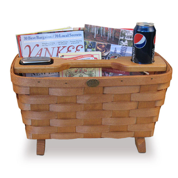 Peterboro Within Reach Magazine Basket