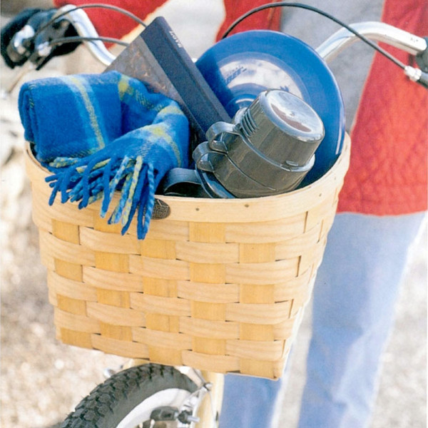 Peterboro To The Park Bicycle Basket