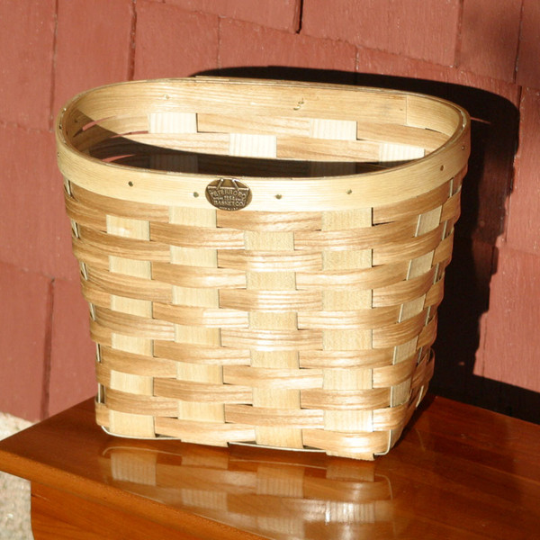... Two Wall Style Welcome Baskets ...