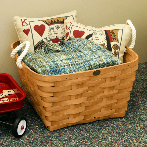 Peterboro Seaside Storage & Laundry Basket