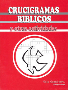 Crucigramas bíblicos y otras actividades