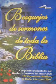 Bosquejos de sermones de toda la Biblia