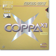 DONIC Coppa X1 (Gold)