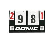 DONIC Scoreboard Timeout