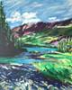 Swiftcurrent Lake, Glacier National Park (print). All prints on fine art paper.