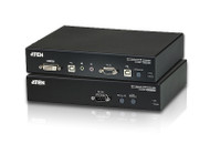 ATEN CE690: DVI Single Link Optical Console Extender w/ audio up to 12 miles