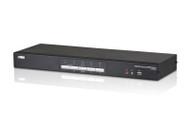ATEN CS1644A-DOD: 4-Port USB DVI Dual View KVMP Switch DOD version