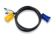 ATEN 2L-5205A: 5m Audio/Video KVM Cable