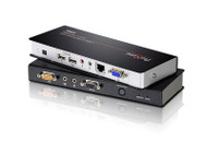 ATEN CE770: Cat5 USB Console Extender with Audio and Serial Support up to 300m/1000 ft. - TAA Compliant