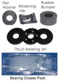 Pneumatic Gas Cylinder Bearing Repair Replacement Kit