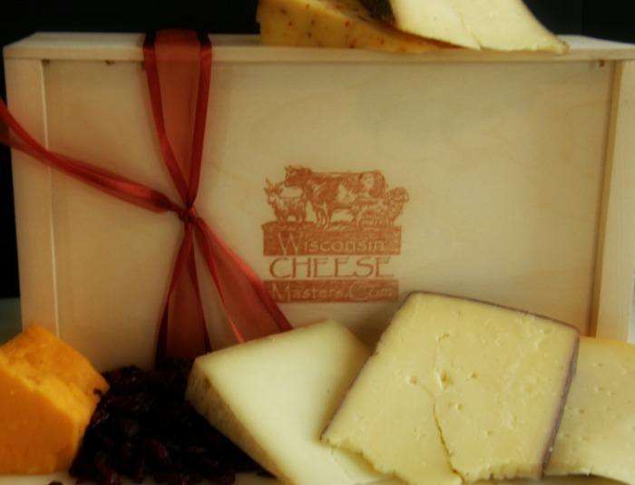 Wisconsin Cheese Master gift box