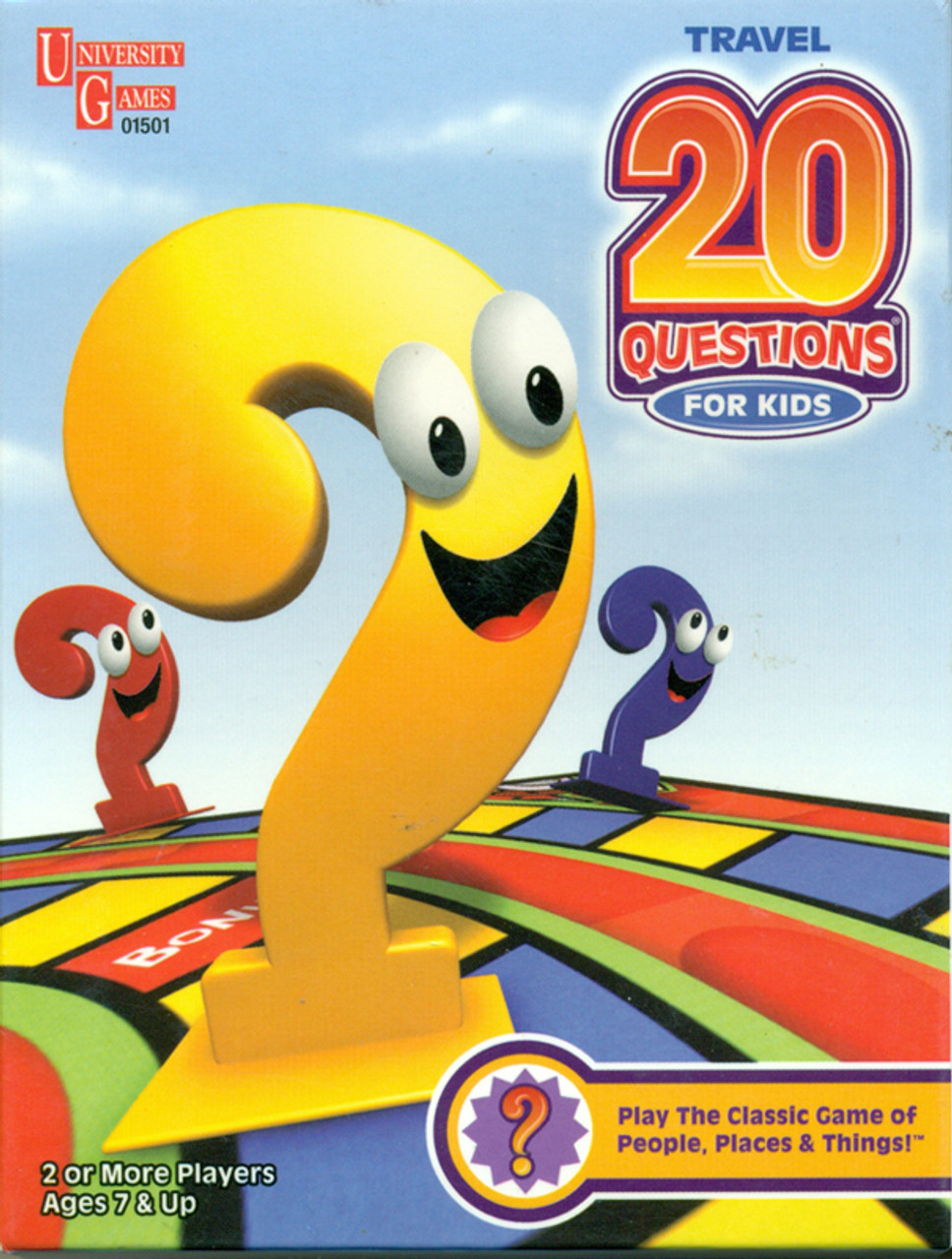 21 Questions Game: Best Questions To Ask [2020] - Looxcie