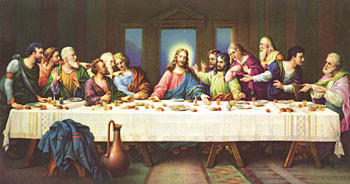 The Last Supper 1000pc Sunsout Jigsaw Puzzle