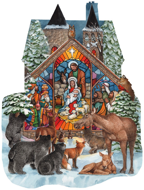 Forest Nativity