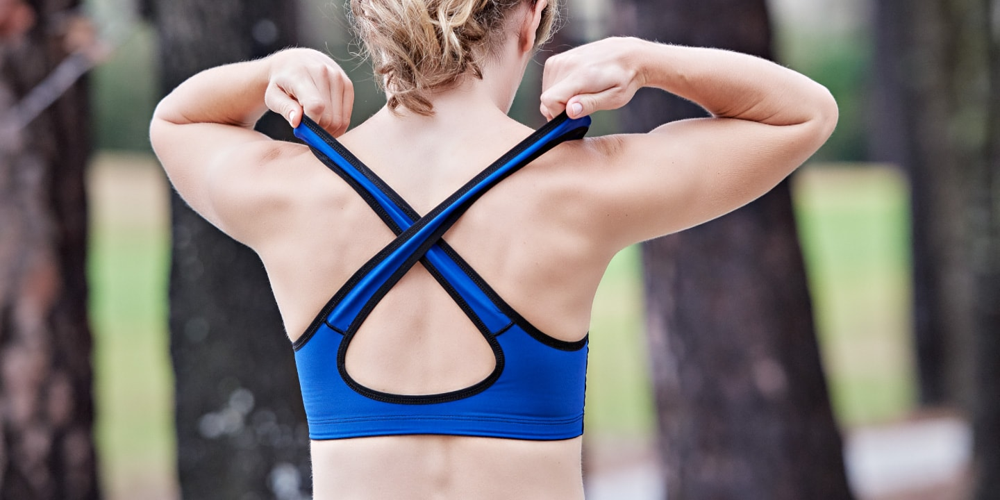 The best women's compression sports bras are Marena Sport