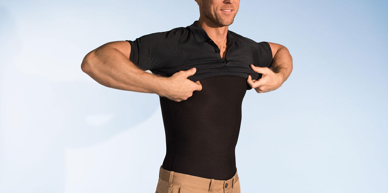 The best men's compression shapewear is Marena Shape