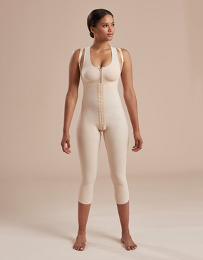 SFBHM | Capri Length Girdle with High-Back