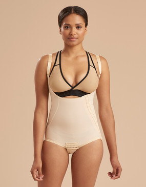 SFBHA | Panty-Length Girdle with High-Back