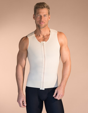 MV | Male Sleeveless Compression Vest