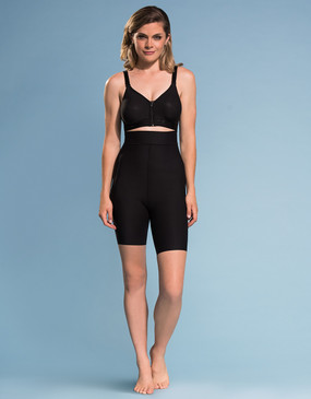ME-421 | High-Waist Compression Shorts