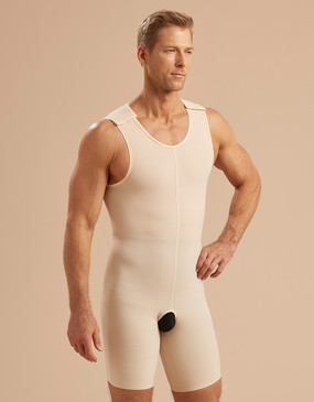 MB2 | Sleeveless Compression Bodysuit - Zipperless