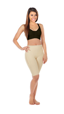 LW-LGS | 1st Stage Low-Waist Compression Girdle with Short Legs